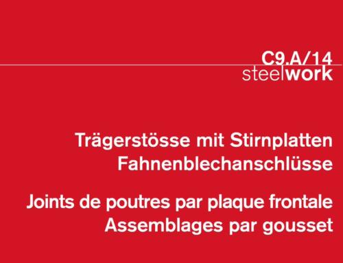 Nouvelle parution | C9.A/14 steelwork