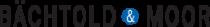 Bächtold & Moor AG, Bauingenieure und Planer