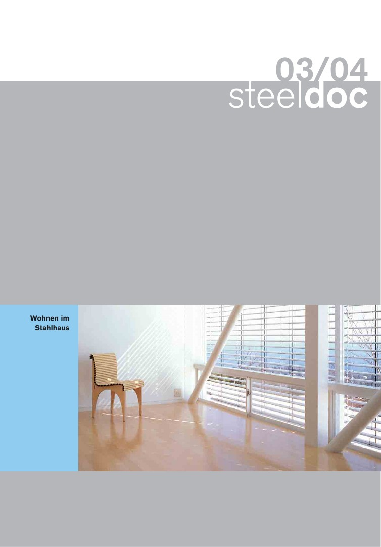 haus sobek stuttgart szs stahlbau zentrum schweiz. Black Bedroom Furniture Sets. Home Design Ideas