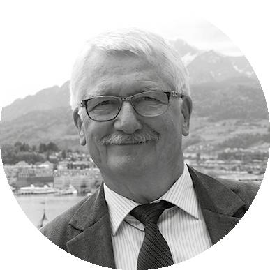 Michel Crisinel : Beratung Antenne Romande