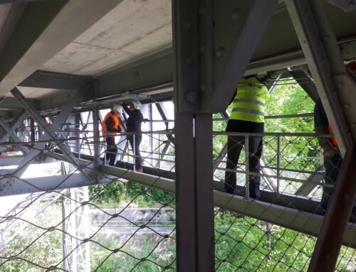 La 37e édition des visites steelinn à Berne – Pont de Kirchenfeld et Recycling-City