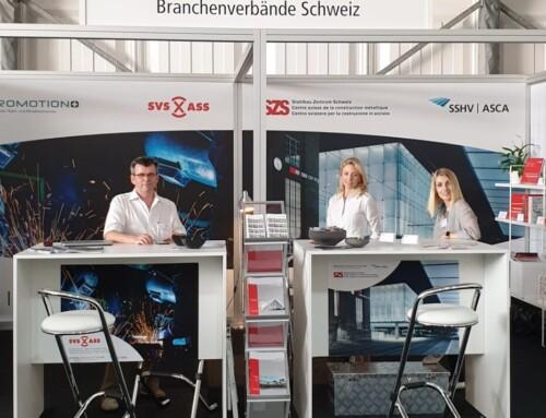 Rückblick: Schweizer Branchenverbände an der IPS 2019