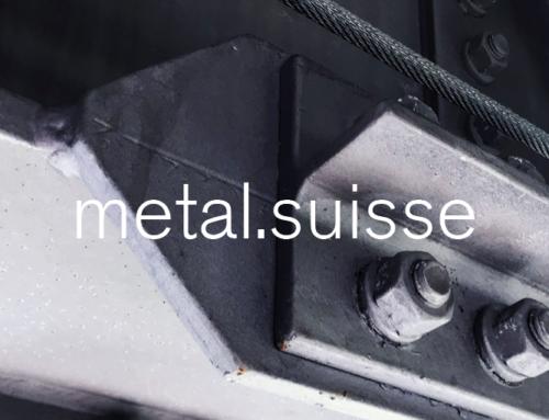Nouvelle organisation faîtière metal.suisse